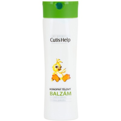 Hemp Body Balm For Children From Birth