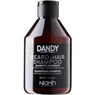 DANDY Beard & Hair Shampoo šampon za lase in brado