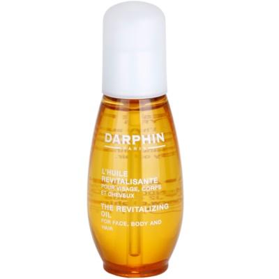 revitalisierendes Öl für Gesicht, Körper und Haare