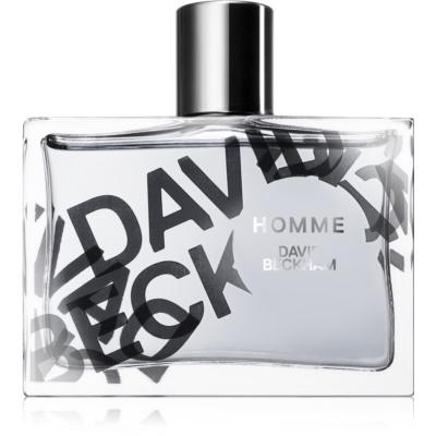 David Beckham Homme eau de toilette férfiaknak