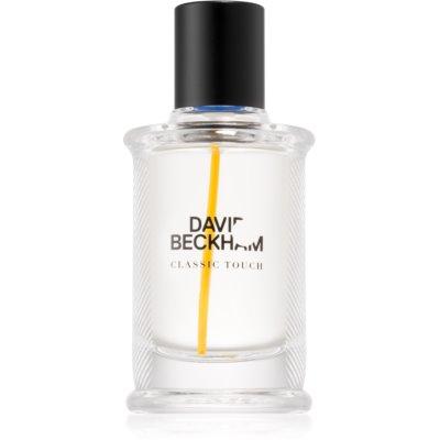 David Beckham Classic Touch toaletní voda pro muže
