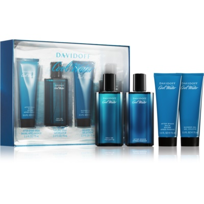 Davidoff Cool Water Gift Set XVI.