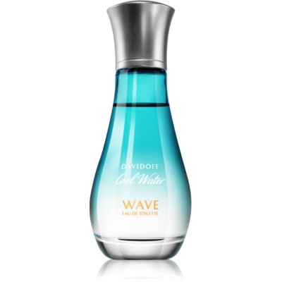 Davidoff Cool Water Woman Wave Eau de Toilette für Damen