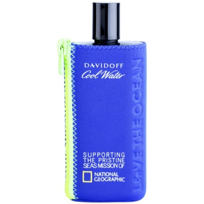 Davidoff Cool Water National Geographic Limited Edition Eau de Toilette voor Mannen
