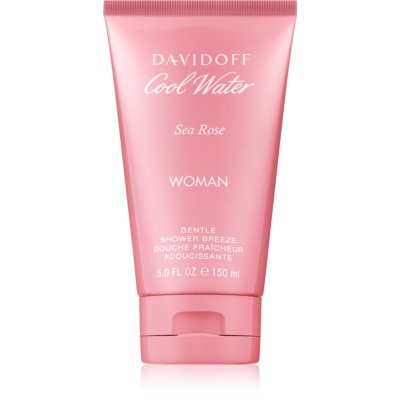 Davidoff Cool Water Woman Sea Rose Shower Gel for Women