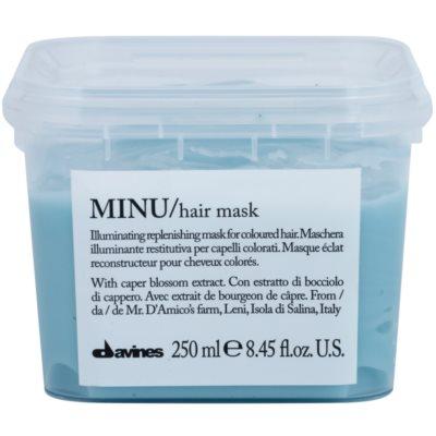 obnovující maska pro barvené vlasy