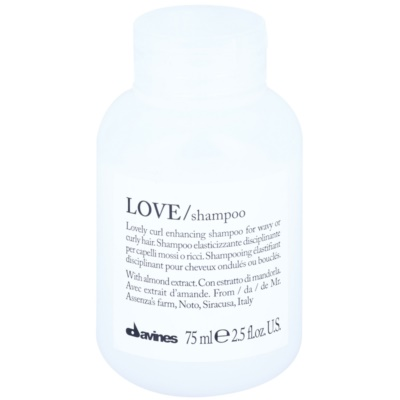 Davines Love Almond Shampoo For Wavy Hair