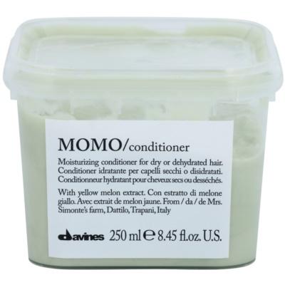 hydratační kondicionér pro suché vlasy