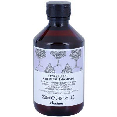 zklidňující šampon pro citlivou pokožku hlavy