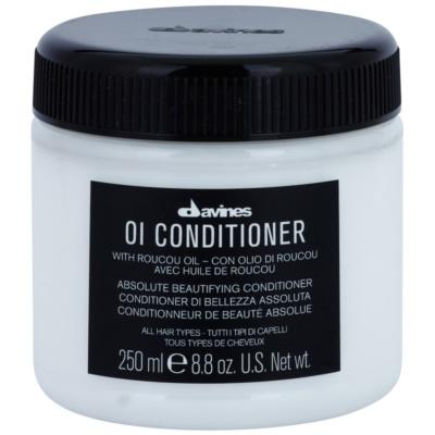 kondicionér pre všetky typy vlasov