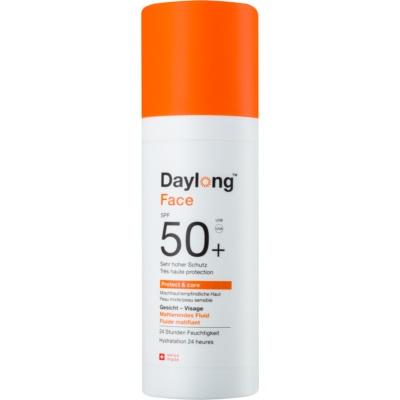 Daylong Protect & Care schützende Emulsion gegen Hautalterung SPF 50+