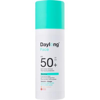 Daylong Sensitive Toning Sun Fluid SPF 50+