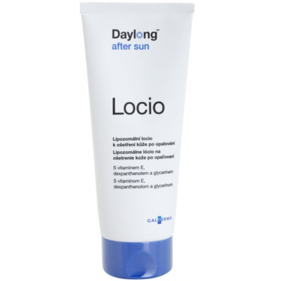 Soothing Liposomal After-Sun Lotion With Cooling Effect