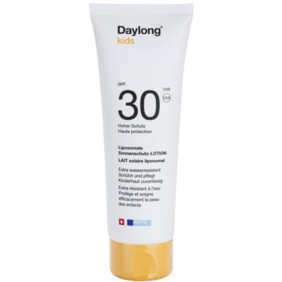 Daylong Kids Liposomale Beschermende Melk  SPF30