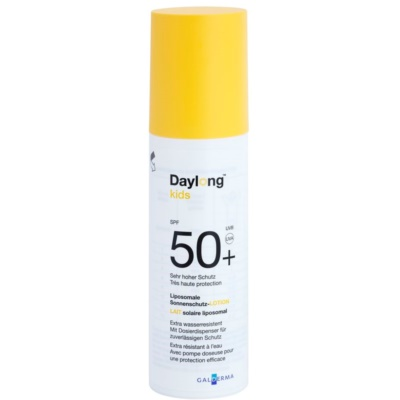 Daylong Kids liposomale schützende Milch SPF50+