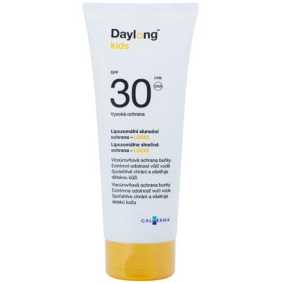 Daylong Kids lipozomálne ochranné mlieko SPF30