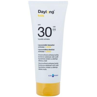 Daylong Kids liposomale schützende Milch SPF30