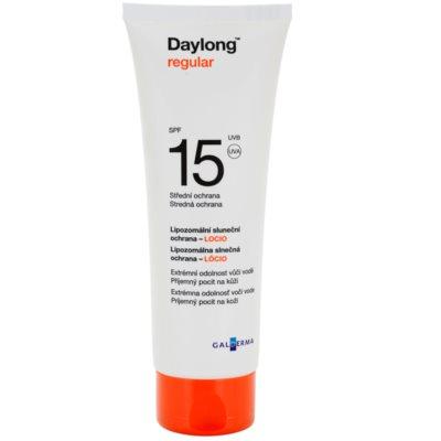 Daylong Regular latte protettivo ai liposomi SPF 15