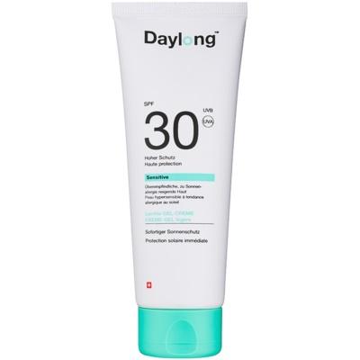 Daylong Sensitive Leichte schützende Gel-Creme SPF 30