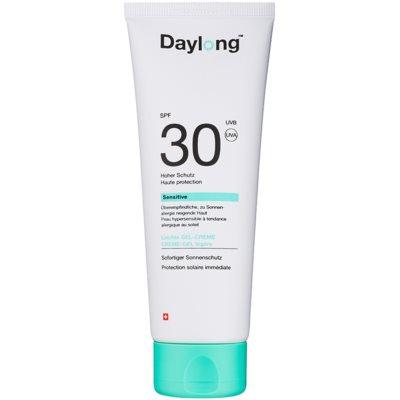 lahka zaščitna gel krema SPF 30