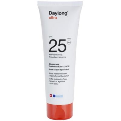 Daylong Ultra latte protettivo ai liposomi SPF 25
