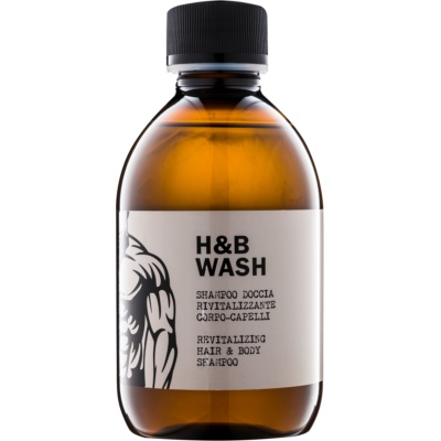 Dear Beard Shampoo H & B Wash Shampoo & Duschgel 2 in 1