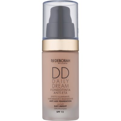 Deborah Milano DD Daily Dream fondotinta anti-age SPF 15