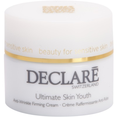 Anti - Wrinkle Firming Cream For Youthful Look