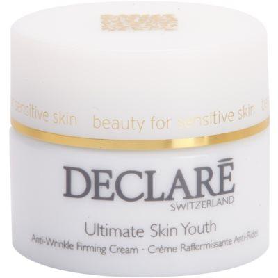crema antiarrugas reafirmante para un aspecto juvenil