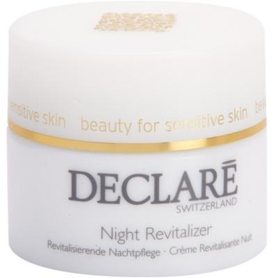 revitalisierende Creme für die Nacht für trockene Haut