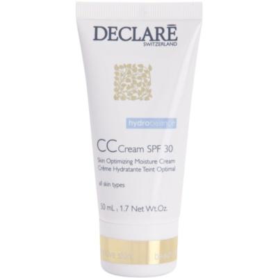 crema CC hidratante SPF 30