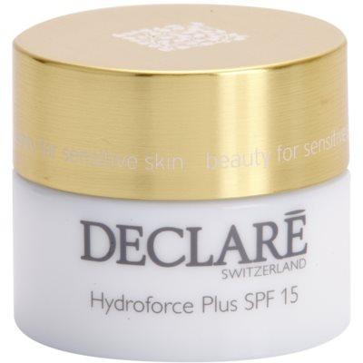 crema facial hidratante SPF 15