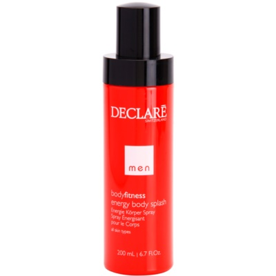 Declaré Men Body Fitness Energizing Body Spray