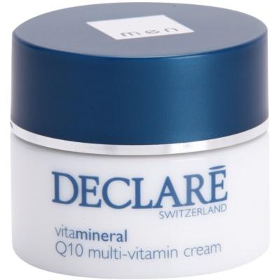 crema nutritiva con multivitaminas Q10