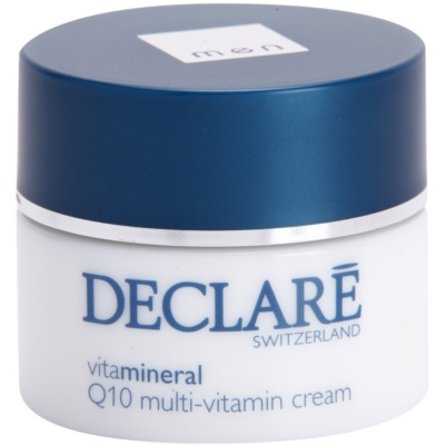 crème nourrissante multivitaminée  Q10