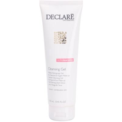 gel limpiador suave para pieles normales y mixtas