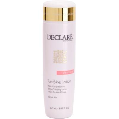 tónico limpiador suave para pieles normales