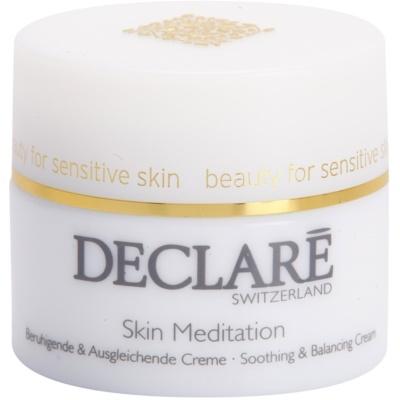 nyugtató és védő krém érzékeny és irritált bőrre