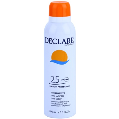 spray abbronzante SPF 25