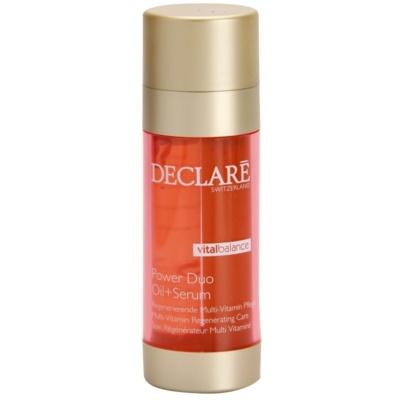 soin régénérateur multi-vitaminé pour peaux normales et sèches