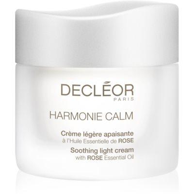 Decléor Harmonie Calm crème légère apaisante pour peaux sensibles