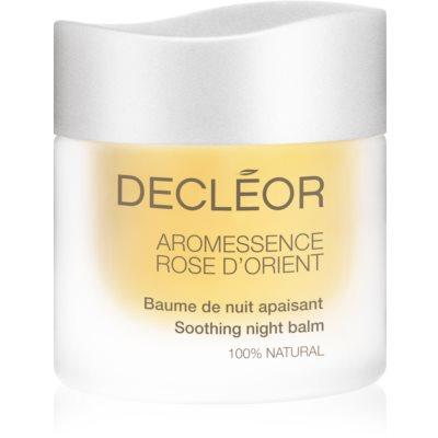 éjszakai ápolás az érzékeny arcbőrre