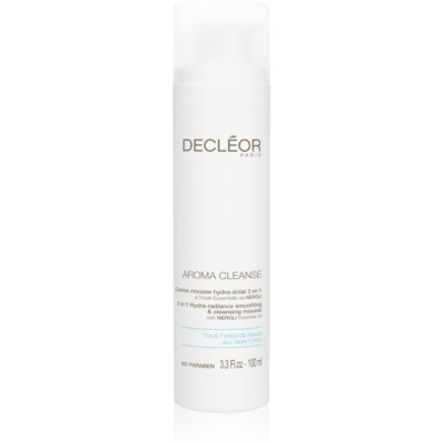Decléor Aroma Cleanse Smoothing And Cleansing Mousse 3 In 1
