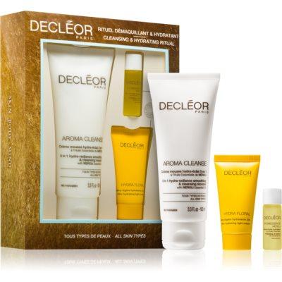 Kosmetik-Set  für intensive Feuchtigkeitspflege der Haut