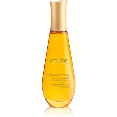 Decléor Aroma Nutrition huile sèche nourrissante visage, corps et cheveux