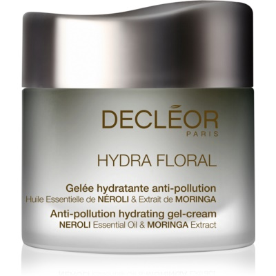Anti-pollution Hydrating Gel-cream