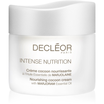 Decléor Intense Nutrition Nourishing Cocoon Cream with Marjoram Essential Oil