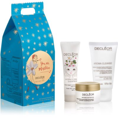 Decléor Aroma Cleanse set cosmetice You, Me, Mistletoe