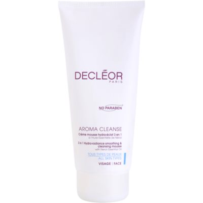 Decléor Aroma Cleanse Hydraterende Reinigingsschuim  3in1