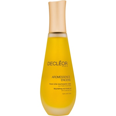 vyživující olej pro suchou až velmi suchou pokožku